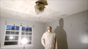 removing popcorn ceiling and re painting entire room my husband looks like marv from home alone you