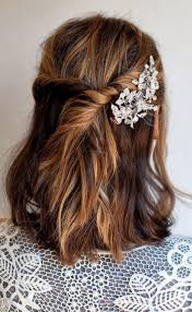 Coiffure Simple Pour Mariage Invité Cheveux Mi Long Alsp