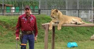 Tiger King Series: First Look at John ...