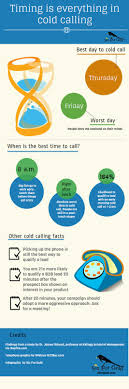 17 best ideas about cold calling s tips s the startup marketing coach when s the best time to cold call an infographic cheat
