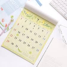 Agenda Office 2019 Wall Calendar Monthly Planner Agenda Organizer Stationary