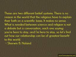 Religious Relationship Quotes Custom Quotes About The Relationship Between Science And Religion Top 48