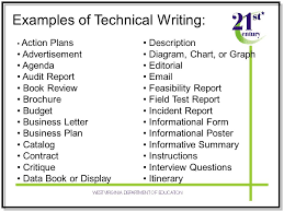 Technical Writing Real World Writing In The 21st Century Ppt