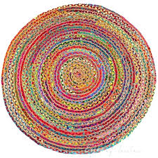 colorful jute rugs round colorful tan natural jute sisal woven area braided rug 4 ft 5 ft light colored jute rugs