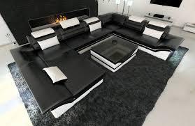 leather sectional sofa atlanta xl