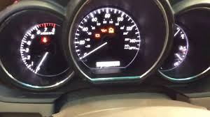how to lexus rx 350 maintenance required light reset