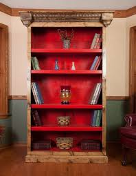 office bookshelves designs. Office Medium Size Red Bookcase American Hwy Is One Of The Best Design For Your Home Bookshelves Designs
