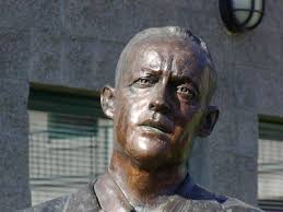 Bill Bowerman sculpture Architecture of the University of Oregon A History Bibliography and Research Guide | University ... - bowerman1