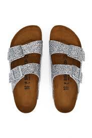 Designer Birkenstock Sandals Birkenstock X Opening Ceremony Oc Glitter Arizona Sandal