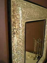 Broken Mirror Wall Art Mirrors Mirror Stands Vase Ideas Mosaics And Mirror Mosaic
