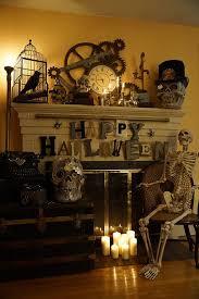 indoor halloween decorations halloween home decor ideas gj