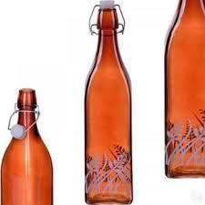 Купить <b>Бутылка для напитков LORAINE</b>, 0,5 л, коричневый ...