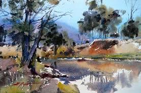 david taylor artist award winning australian watercolour artist