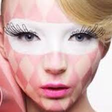 this white makeup mask under the sleep no more mask viktor rolf for shu uemura paperclip eyelashes might be interesting as well