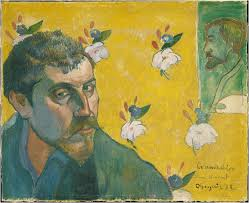vincent van gogh paul gauguin self portraits dedicated to each other