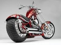 choper motorcycle modification motorcycles show