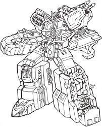 Transformers Grimlock Coloring Pages At Getdrawingscom Free For
