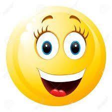 image result for cartoon happy faces images