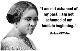 Madam Cj Walker Quotes Cool Madam Cj Walker Quotes Citations By Questia Friendsforphelps