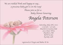 Baby Shower Quotes For Girl Invitations Page 3 6000 Baby Shower