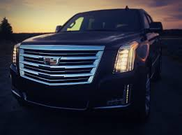 2016 Cadillac Escalade Review - Detroit's Defining Luxury Vehicle -