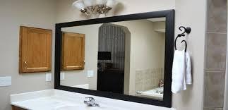 Black Framed Mirror Black Mirror Hollywood Regency Mirror
