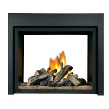 best way to clean fireplace glass gas fog
