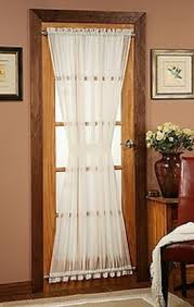front door window curtainsDoor Panel Curtains Ideas  Jen  Joes Design