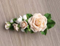 Ramita de flores de cerezo de porcelana fría | Feria Maestros ...