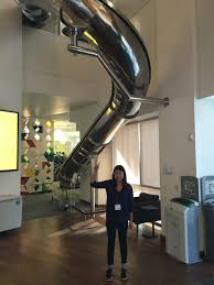 google slide in office. Amazing Office Furniture The Famous Google Slide Cool In