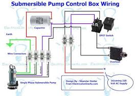 submersible pump control box wiring diagram for 3 wire single phase submersible pump control box wiring diagram for 3 wire single phase