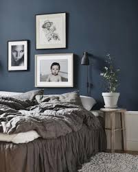 blue bedrooms. Dark Blue Bedroom Wall Bedrooms O