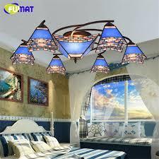 2019 FUMAT Modern Mediterranean Style Ceiling <b>Lamp</b> For Living ...