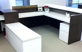 custom made office desks. Custom Office Desk Made Contract A Innovation Design Woodworking . Desks