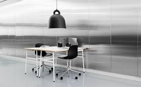 Bell Lamp Large A Robust And Minimalistic Ceiling Lamp In Matte Grey