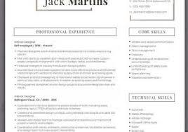 Interior Design Resume Examples Awesome Interior Design Resume ...