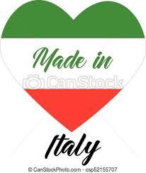 Italian Logos Simple Logos Made In Italy Vector Logos With Italian