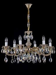 crystal chandeliers cast line