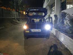 How To Install Led Lights In Car Exterior Diy Install Led Tail Lights Indicators In The Maruti