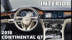 2018 bentley interior. brilliant 2018 bentley continental gt 2018 interior highlights intended 2018 bentley interior