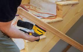 Ein prozess mit vielen arbeitsschritten. Treppe Sanieren Kosten Tipps Bauen Und Wohnen In Der Schweiz
