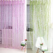 Purple Living Room Curtains Compare Prices On Curtain Sheer Fabric Online Shopping Buy Low