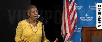 Joyce Smith - 1952 – 2018 - Johns Hopkins Center for a Livable Future