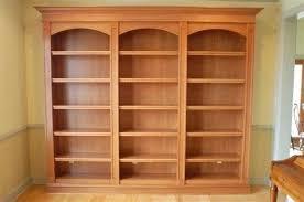 bookcase custom built bookcases in bookshelf design plans