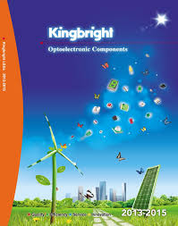 kingbright europe led smd and more new kingbright  cover page