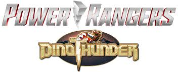 Power Ranger Dino Thunder Hasbro Style Logo by Bilico86 | Power ...