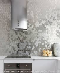 Kitchen Floor Tiles Sydney Home Decor Trends A Alloy Metal Tiles Sydney Kitchen By Alloy