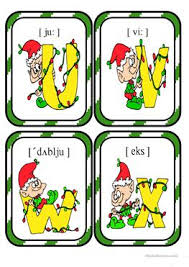See more ideas about phonetic alphabet, nato phonetic alphabet, alphabet list. English Esl Christmas Alphabet Worksheets Most Downloaded 14 Results