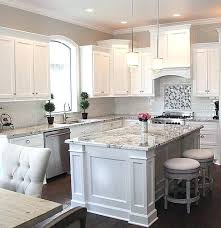 granite kitchen countertops with white cabinets best