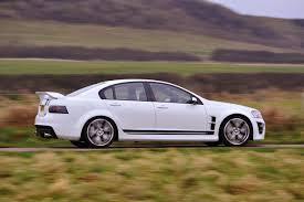 Vauxhall VXR8 Bathurst Thinks 560 HP Is Enough... - autoevolution